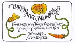 Birthdance Midwifery Logo